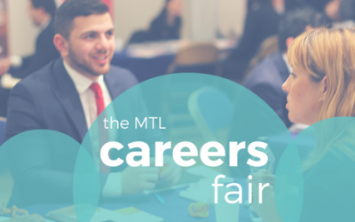 Top opportunities at Making The Leap's Careers Fair!