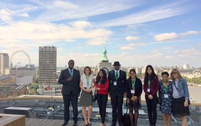 Fellows get inspired at top marketing firm MEC