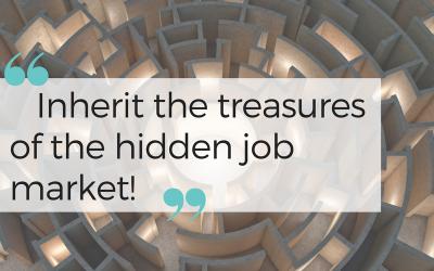 Inherit the treasures of the hidden job market!