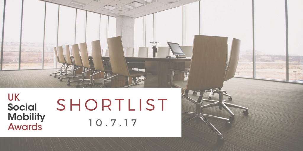 10/7/17 – UKSMA Shortlist Announced