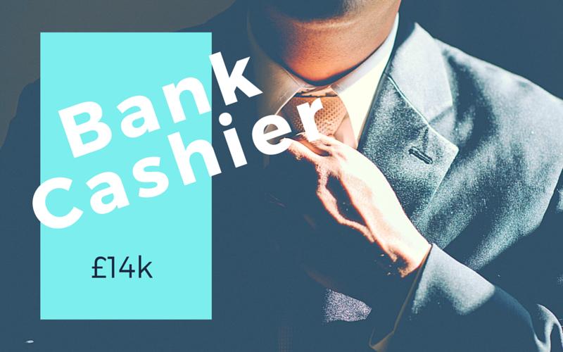 Bank Cashier