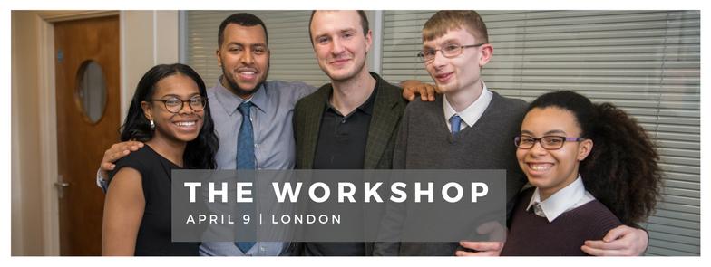 Workshop – April 2018