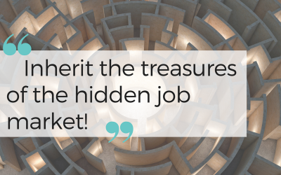 Inherit the treasures of the hidden job market!