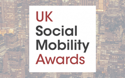 27/06/17: UK Social Mobility Awards