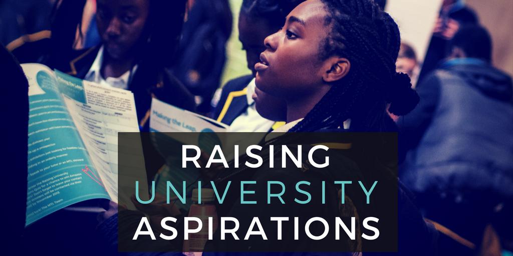 Raising University Aspirations 2018