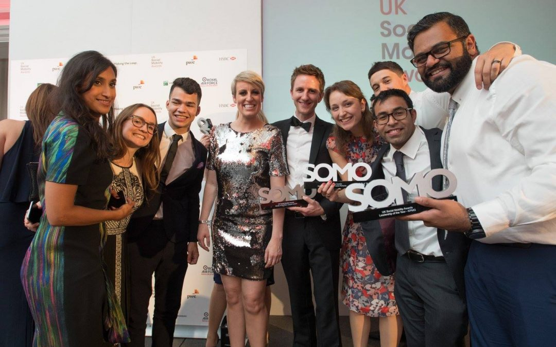 UK Social Mobility Awards announces 2017 winners