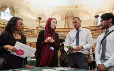 The Making The Leap Social Mobility Careers Fair
