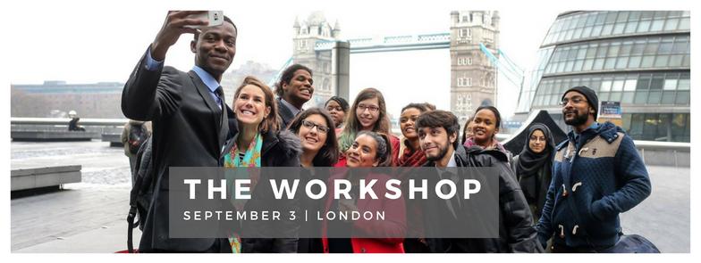 Workshop – September 2018