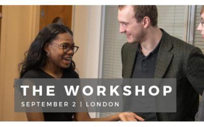 Workshop – September 2019