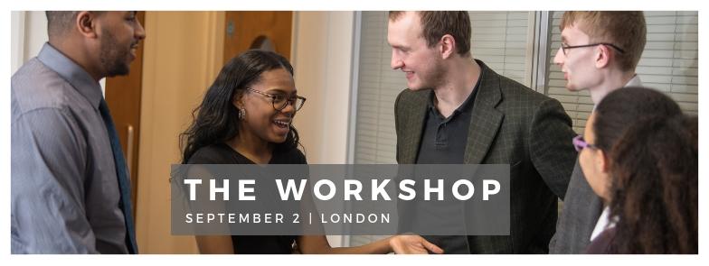 Workshop – October 2019