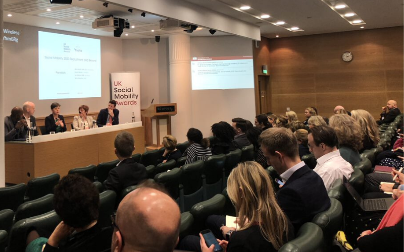 The Social Mobility Business Seminar 2020: Key Takeaways
